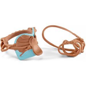 Schleich - 42166 - Selle de concours + bride pour figurine cheval (270328)
