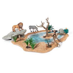 Schleich - 42258 - Point d'eau pour figurines (270342)