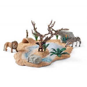 Schleich - 42258 - Point d'eau (270342)