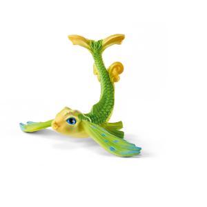 Schleich - 70498 - Figurine poisson arc-en-ciel Nitaya (270372)