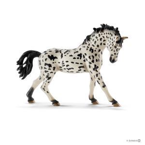 Schleich - 13769 - Figurine Jument Knabstrupper - 3,5 cm x 15 cm x 10,5 cm (270422)