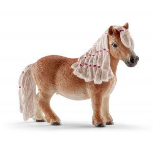 Schleich - 13776 - Figurine Mini jument poney Shetland (270436)