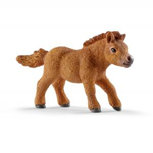 Schleich - 13777 - Figurine Mini poulain poney Shetland (270438)