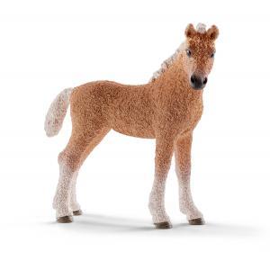 Schleich - 13781 - Figurine Poulain Bashkir Curly (270446)
