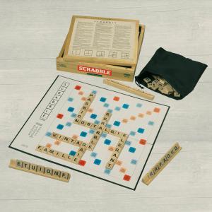 Megableu editions - 855056 - Scrabble vintage (270656)