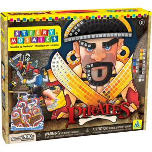 Orb factory - ORB72391 - Sticky Mosaics® Pirates (271004)