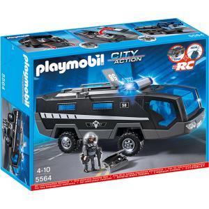 Playmobil - 5564 - Véhicule d'intervention des forces spéciales (271428)