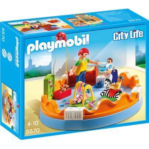 Playmobil - 5570 - Espace crèche avec bébés (271440)