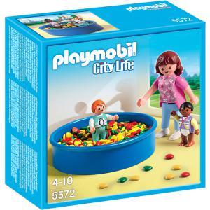 Playmobil - 5572 - Piscine à balles pour bébés (271444)