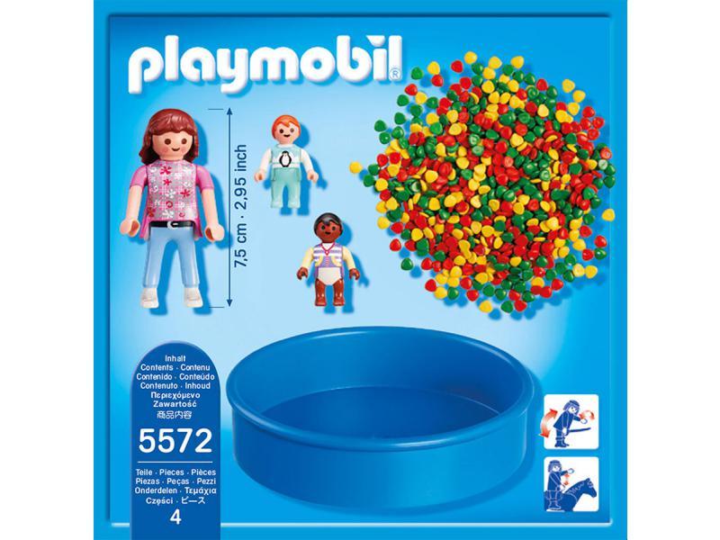 Playmobil piscine balles pour b b s for Piscine montparnasse
