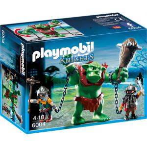 Playmobil - 6004 - Soldats nains avec troll (271480)