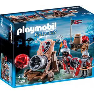 Playmobil - 6038 - Chevaliers de l'Aigle avec canon géant (271486)