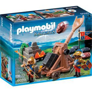 Playmobil - 6039 - Chevaliers du Lion Impérial avec catapulte (271488)
