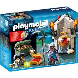 Playmobil - 6160 - Gardien du temple et trésor (271492)