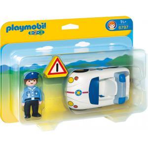 Playmobil - 6797 - Policier et voiture (271506)