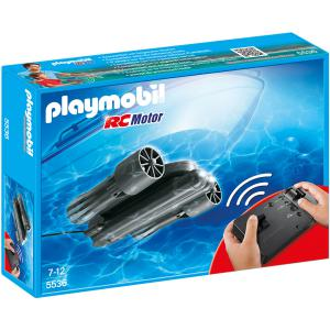 Playmobil - 5536 - Moteur submersible radiocommandé (271536)