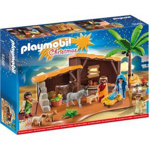 Playmobil - 5588 - Crèche de Noël (271538)