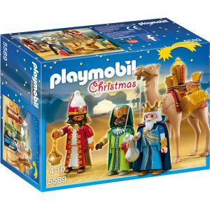 Playmobil - 5589 - Rois mages avec cadeaux (271540)