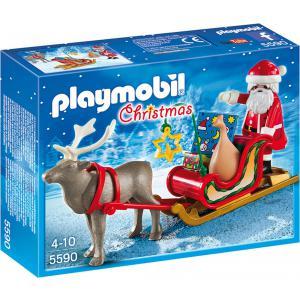 Playmobil - 5590 - Père Noël avec traîneau (271542)