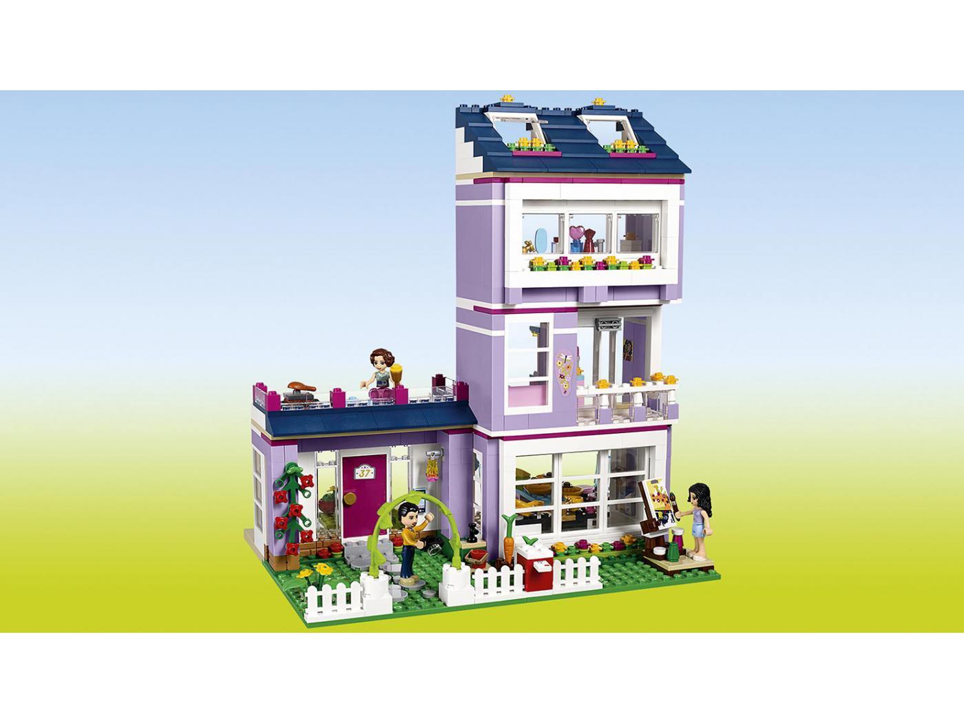 Lego le salon de coiffure d 39 heartlake city - Lego friends salon de coiffure ...