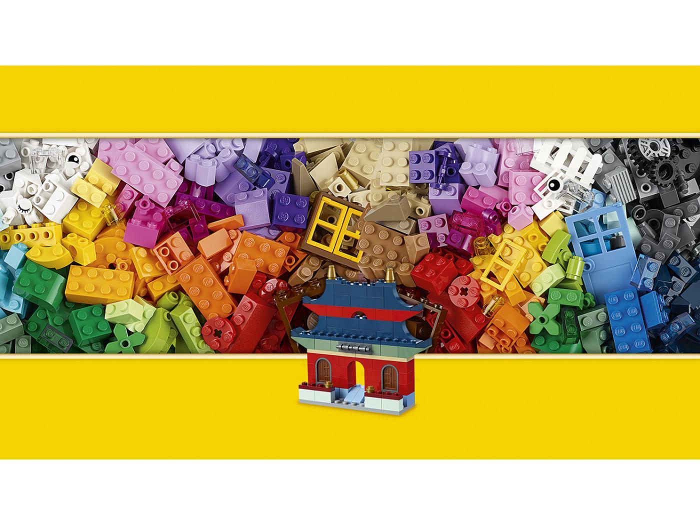 lego la bo te de briques cr atives lego. Black Bedroom Furniture Sets. Home Design Ideas