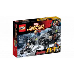 Avengers - 76030 - Hydra contre les Avengers (271928)