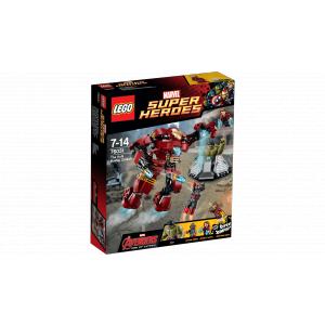 Avengers - 76031 - Le combat du Hulk Buster (271930)