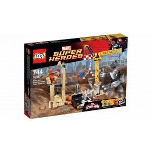 Avengers - 76037 - L'équipe de super vilains de Rhino et de l'homme-sable (271936)