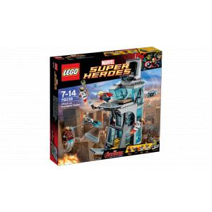 Avengers - 76038 - L'attaque de la tour des Avengers (271938)