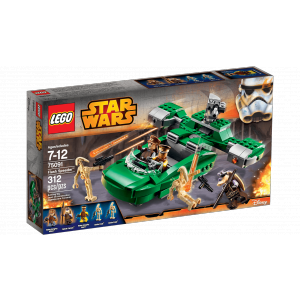 Lego - 75091 - Flash Speeder™ (272078)