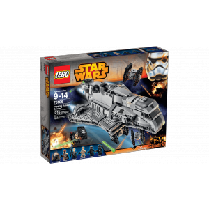 Lego - 75106 - Imperial Assault Carrier™ (272088)