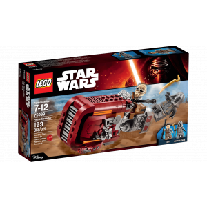 Lego - 75099 - Star Wars - Rey's Speeder™ - Lego (272102)