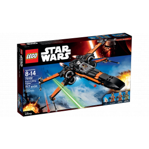 Lego - 75102 - Star Wars - Poe's X-Wing Fighter™ - Lego (272108)