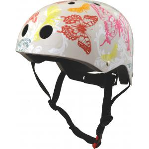 kiddimoto - KMH048S - Casque papillons - taille S (272564)