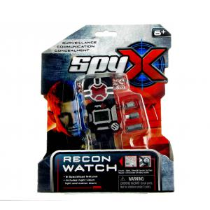 Spy X - 10401 - Spy X - Set D'accessoires - Montre Espion (272902)