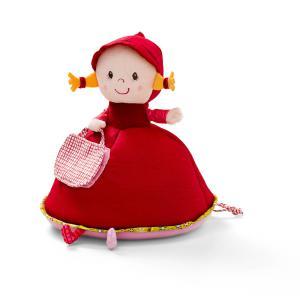 Lilliputiens - 86605 - Tirelire le petit chaperon rouge (273074)