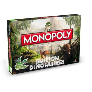 Winning moves - 0164 - MONOPOLY DINOSAURES (273292)