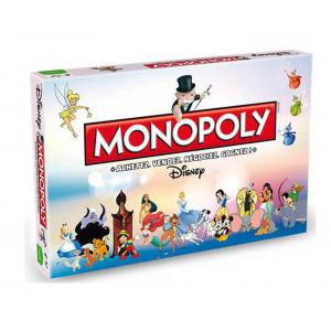 Winning moves - 0932 - MONOPOLY DISNEY CLASSIC (273294)
