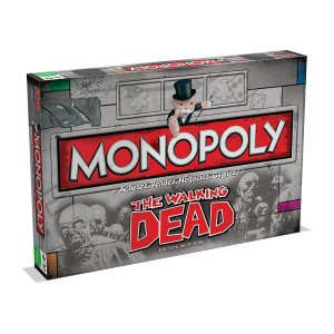 Winning moves - 0952 - Monopoly the walking dead (273296)
