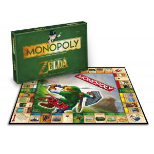 Winning moves - 0967 - MONOPOLY ZELDA (273300)