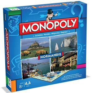 Winning moves - 0172 - MONOPOLY NORMANDIE (273352)