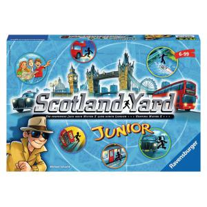Ravensburger - 22289 - Scotland Yard Junior (273414)