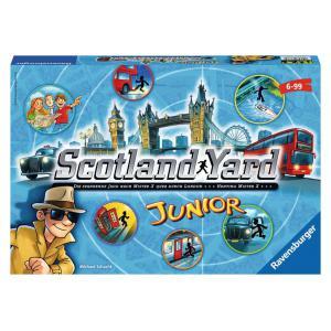 Ravensburger - 22289 - Jeux de société  enfants - Scotland Yard Junior - Jeux de réflexion (273414)