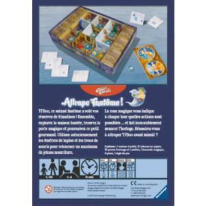 Ravensburger - 22326 - Jeux de société enfants - Jeux de réfléxion - Attrape Fantôme 'Coup de cœur' (273416)