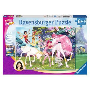 Ravensburger - 10515 - Puzzle 100 pièces XXL - Le monde de Mia / Mia and Me (273616)
