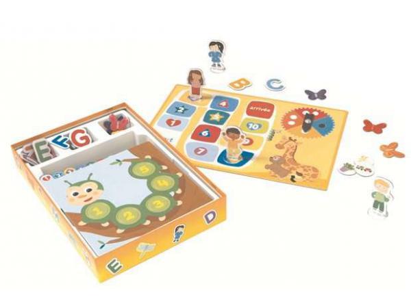 Ravensburger - Jeux éducatifs - Mes jeux de petite section - 3 ans