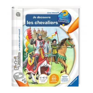 Ravensburger - 603 - Tiptoi® Livres  Je découvre les Chevaliers (273674)