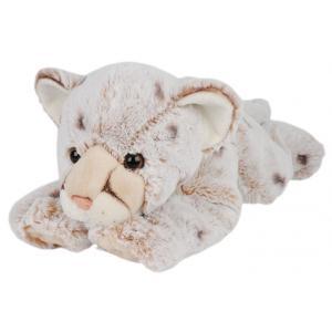 Histoire d'ours - HO2304 - Leopard des neiges - taille 30 cm (274178)