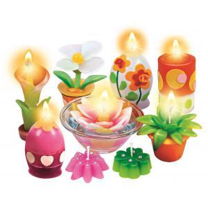 Clementoni - 52116 - Créateur De Talents L'atelier des bougies (274474)