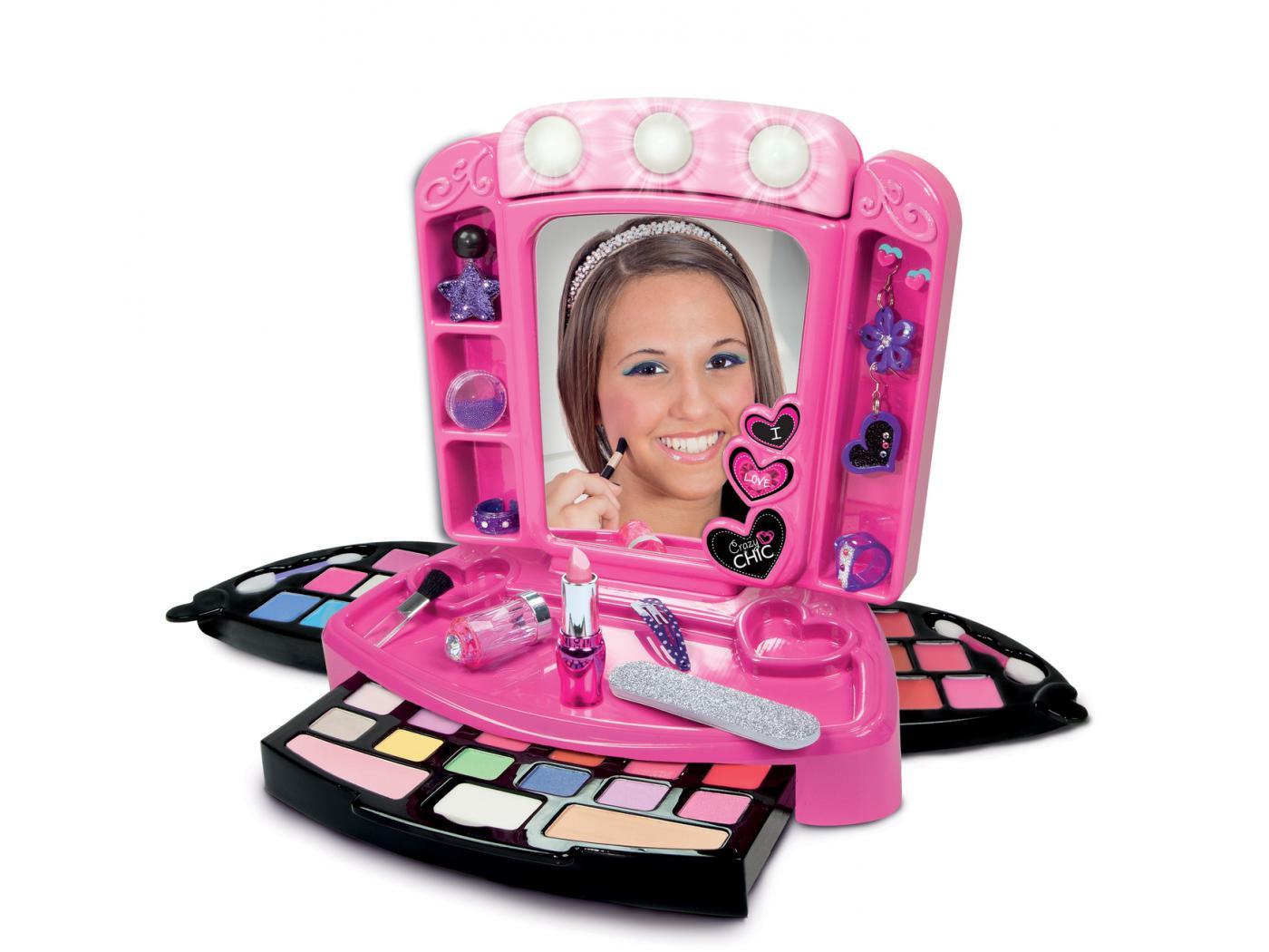 Boutique du fun pour la vie for Miroir maquilleur